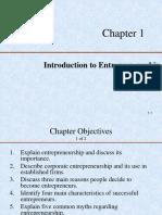01 - Introduction to Entrepreneurship