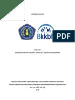 Evaluasi Program Kampung KB Di Tanjungpinang
