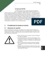 RS P42 Printer
