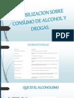 Capacitacion Alcohol y Drogas JULI