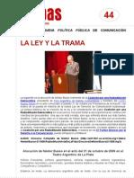 FichaMapas044 - La Ley y La Trama