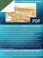 Jornada Dofca, Alus y Refidim