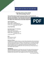 internship contract- port