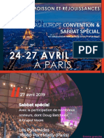 ASI Europe Convention + Sabbat Special 2019 FR