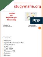CSE Digital Light Processing PPT.pptx