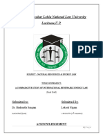 Natural Resources & Energy Law Seminar Paper FD.docx