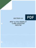 Ziehm Exposcop 7000 8.8- Mgp Pci Vga Display Card(1)