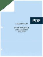 Ziehm Exposcop 7000 8.17- Over Voltage Protection(1)