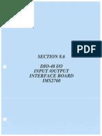 Ziehm Exposcop 7000 8.6- DIO Input-Output Interface Board(1)