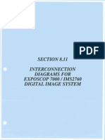 Ziehm Exposcop 7000 8.11- Interconnection Diagrams(1)