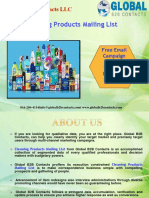 Cleaning Products Mailing List.pptx