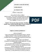 Guía y Lecturas LCM