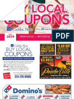 Cadillac News April Coupon Book 2019