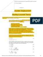 Buckley-Leverett Theory for Immiscible Displacement _ Fundamentals of Fluid Flow in Porous Media