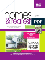 Cadillac News Real Estate Guide 04-2019