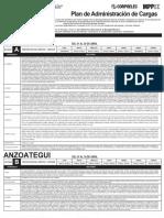 Cronograma Nacional de Administración de Carga