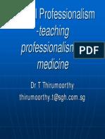 Medical Professionalism -Teaching.pdf