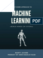 A Top Down Approach to Machine Learning_ + Bonus Hands-on Tutorial