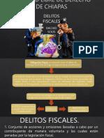 EXPOSICIÓN DE DELITOS FISCALES