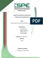 COMPARTICION DE RECURSOS