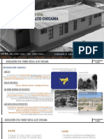 Plan Social Alto Chicama