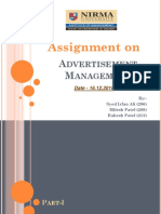 Advertisement Management By Irfan, Rakesh & Milesh.pptx