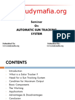 ECE Automatic Sun Tracking System (ASTS) PPT.pptx