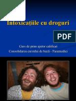 2. Conduita în intoxicația cu droguri.ppt