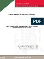 REGLAMENTO PARA LA CONSERVACIÓN DEL CENTRO HISTÓRICO.pdf