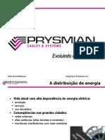 Rede de Distribuicao - Prysmian