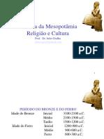 Uff_mesopotamia Religiao e Cultura