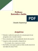 Program an Do Em Python - Arquivos