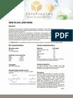 Product Information Sheet SEM215