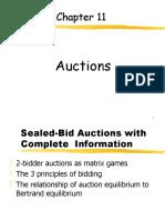 Chap11 Auctions