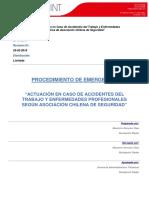 Proc. Accidentes Del Trabajo Rockpoint MLP