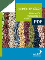¿Como Exportar?