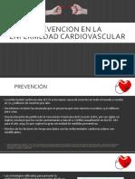 PREVENCION ECV