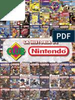 La Historia de Club Nintendo