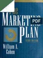 The marketing plan - Cohen, William A_.pdf