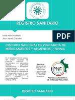 REGISTRO SANITARIO.pptx