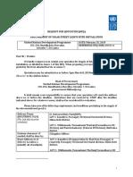Procurement Notice by UN