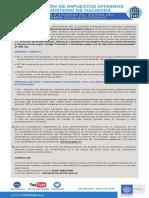 700-DGII-AV-2019-21087 Cambios en Dictamen Fiscal 2019
