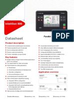 InteliGen-500-Datasheet
