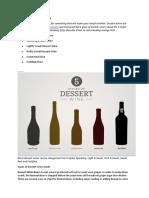 5 Main Types of Dessert Wine.docx