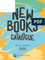JKP New Titles Catalogue - Spring 2018