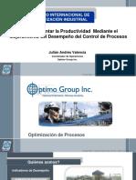 I Seminario Automatización Industrial - OPtimo Group