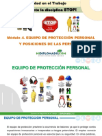 Módulo 4. Equipo de protección y posición de las personas.pdf