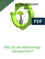 1. Back Ground Energy Management