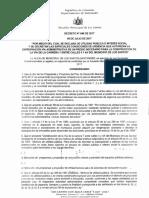 Decreto N° 048 de 2017