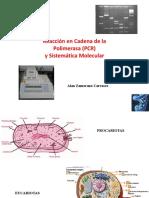 PCR y Sistematica Molecular